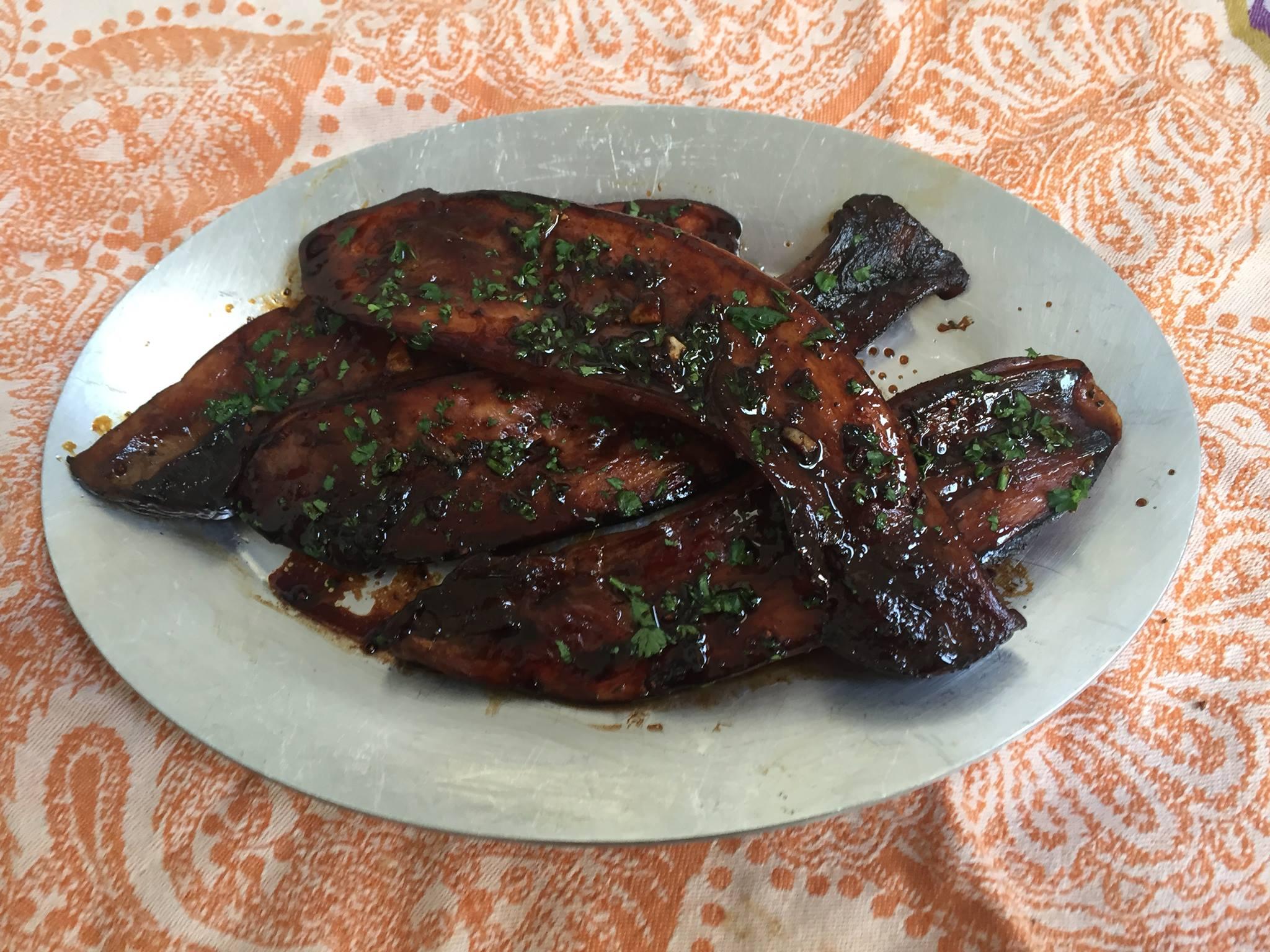 mushroom steaks brokeass gourmet