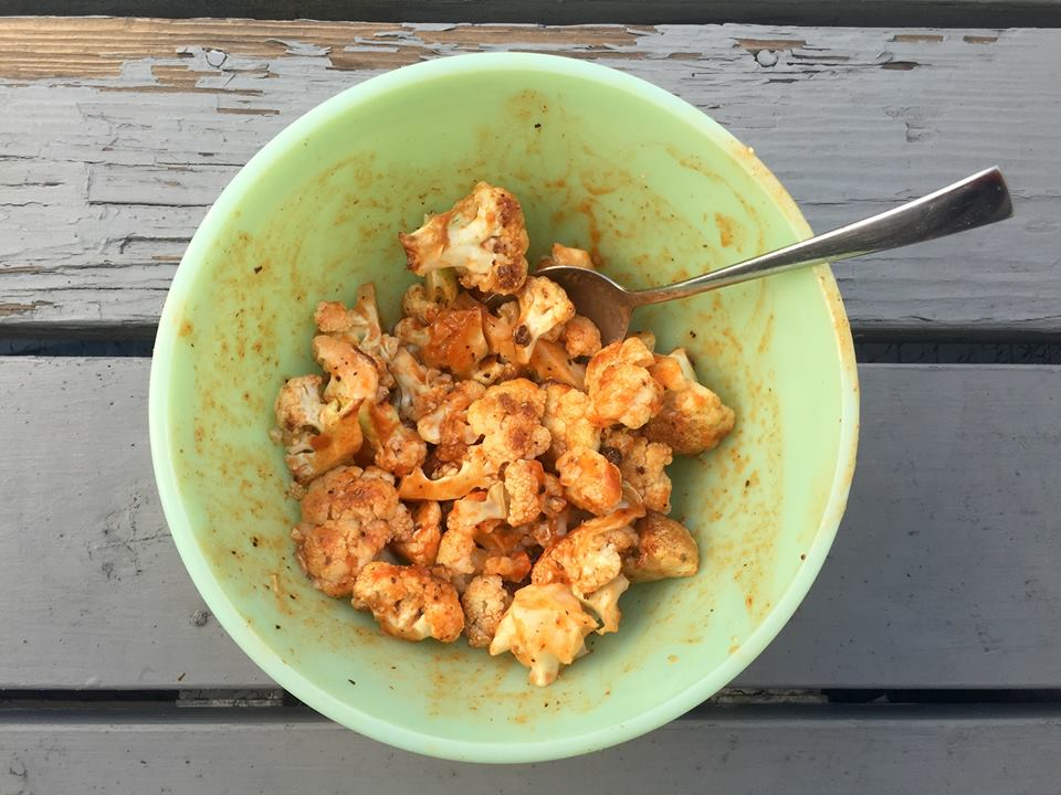 buffalo cauliflower brokeass gourmet