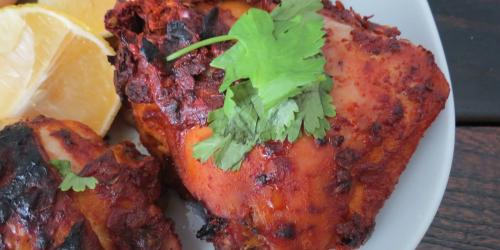 indian grilled chicken grilled tandoori style chicken tandoori style ...