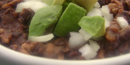 Ridiculously Easy Black Bean Turkey Chili Brokeass Gourmet